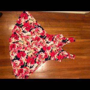 Aqua Dress from Bloomingdale's